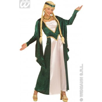 Renaissance Queen Adult Costume 3 Cols Costume Ladies (Renaissance)