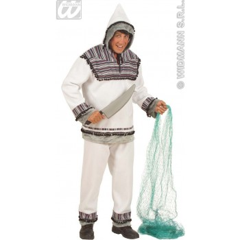 Eskimo Adult Fancy Dress Costume Mens (Christmas)