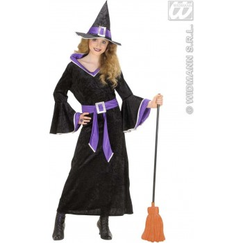 Witch Child Fancy Dress Costume Girls (Halloween)