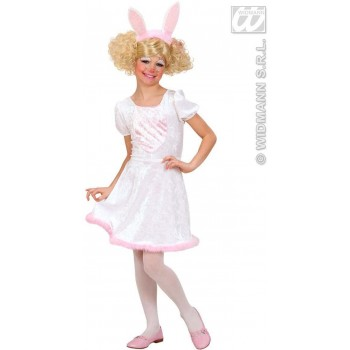 Bunny Fancy Dress Costume Girls (Animals)