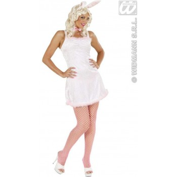 Bunny Fancy Dress Costume Ladies (Animals)