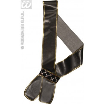 Pirate Sword Sash Leatherlook - Fancy Dress (Pirates)