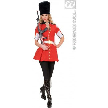 Royal Guard Fancy Dress Costume Ladies (Royalty)