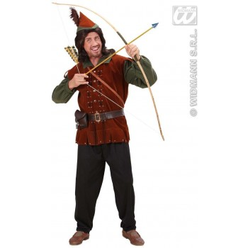 Robin Of Sherwood Fancy Dress Costume Mens (Fairy Tales)