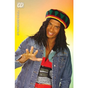Hat Reggae/Rasta Tam - Fancy Dress