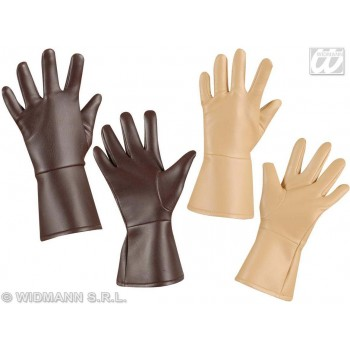 Gloves L/Look Child 2Cols - Fancy Dress