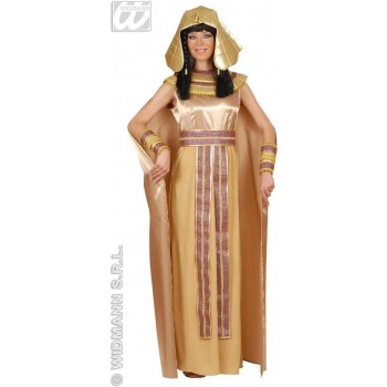 Nefertiti Size Fancy Dress Costume Ladies (Egyptian)