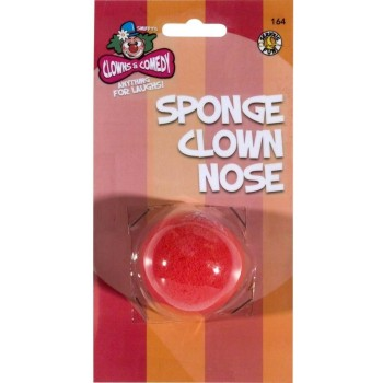 Clown Nose - Fancy Dress (Clowns)