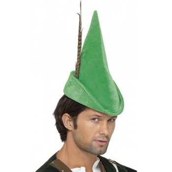 Robin Hood Hat - Fancy Dress