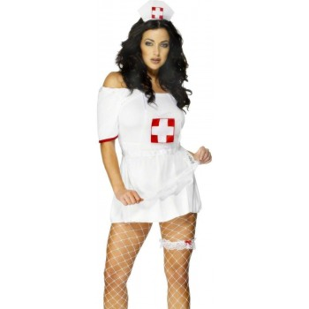 Nurse'S Set - Fancy Dress Ladies (Doctors/Nurses)