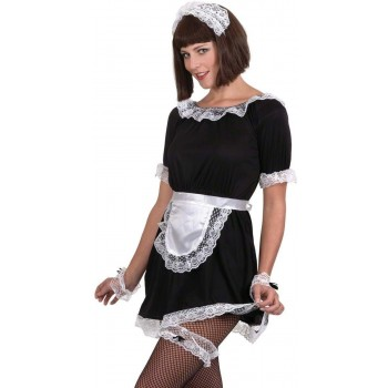 French Maid Set - Fancy Dress Ladies