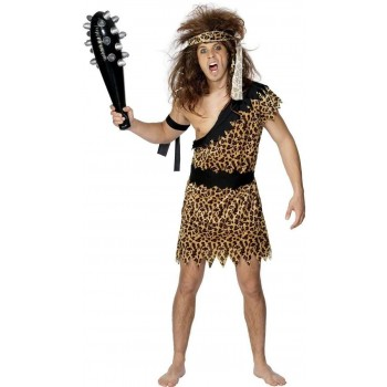 CAVEMAN FANCY DRESS COSTUME MENS (CAVEMEN)