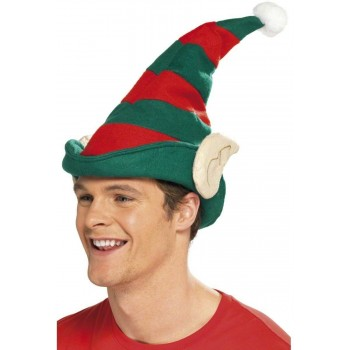 Elf Hat - Fancy Dress (Christmas)