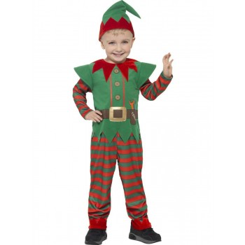 Elf Toddler Costume Fancy Dress