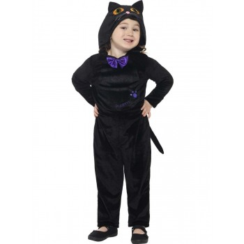 Cat Toddler Costume 3-4 Yrs Fancy Dress