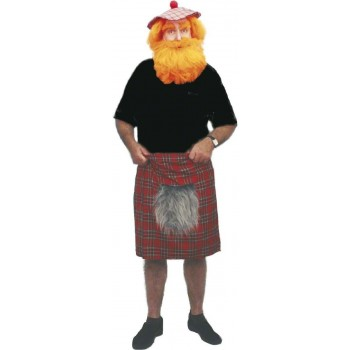 Kilt - Fancy Dress Mens