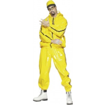 Rapper Suit Fancy Dress Costume Mens (Film)