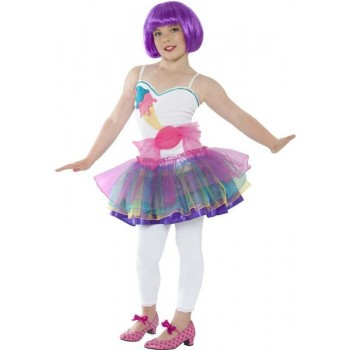Mini Candy Girl Fancy Dress Costume