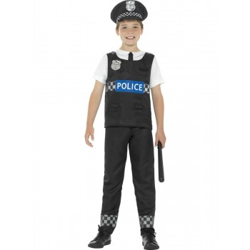 Cop Costume Fancy Dress