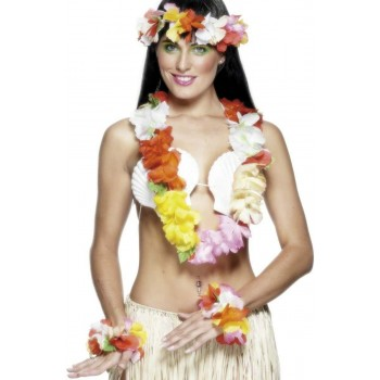 Hawaiian Set - Fancy Dress Ladies (Hawaiian)