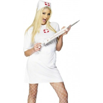 Jumbo Syringe - Fancy Dress (Doctors/Nurses)
