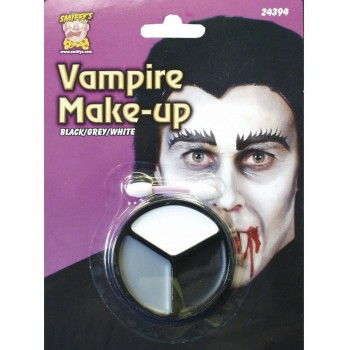 Vampire Make Up - Fancy Dress (Halloween)