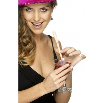 Dicky Sipping Straws - Fancy Dress Ladies (Hen & Stag)