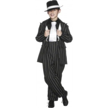 Zoot Suit Fancy Dress Costume Boys