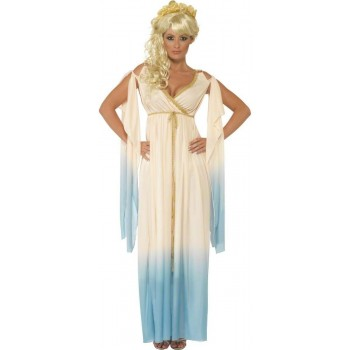 Greek Princess Fancy Dress Costume Ladies (Greek , Roman)