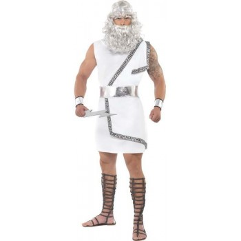 Zeus Fancy Dress Costume