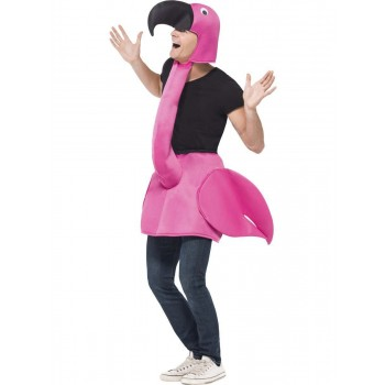 Flamingo Costume Fancy Dress