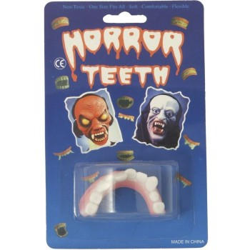 Horror Vampire Teeth - Fancy Dress (Halloween)