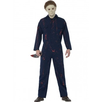 Halloween H20 Michael Myers Costume Fancy Dress