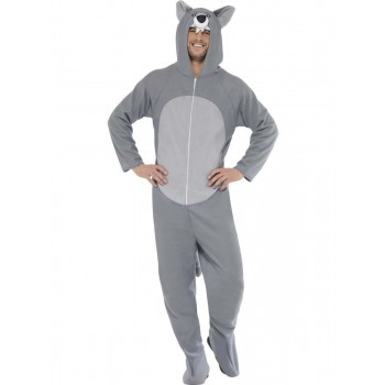Wolf Costume Fancy Dress