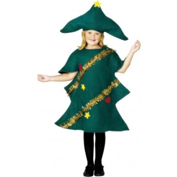 Christmas Tree Fancy Dress Costume (Christmas)