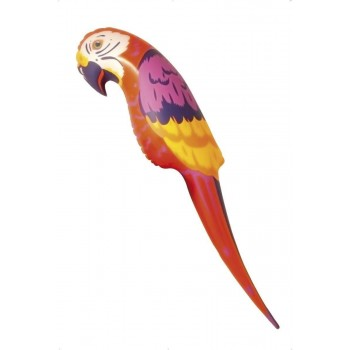 Inflatable Parrot - Fancy Dress (Pirates)