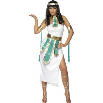 Jewel Of The Nile Fancy Dress Costume Ladies (Egyptian)
