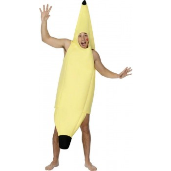 Banana Fancy Dress Costume (Food)