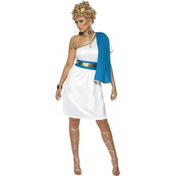 Roman Beauty Fancy Dress Costume Ladies (Roman)