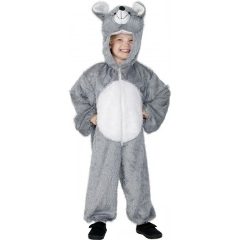 Mouse Costume Age 7-9 Fancy Dress Costume (Animals)