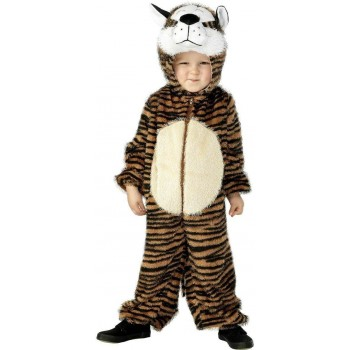 Tiger Costume Age 4-6 Costume Kids (Animals)