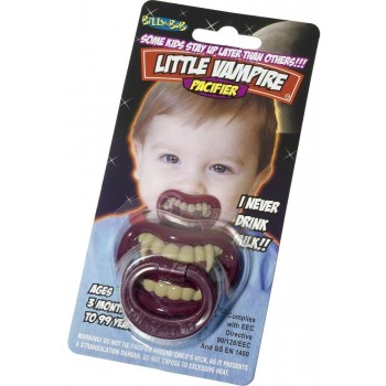 Toddlers Halloween Little Vampire Dummy (Fancy Dress Accessory)