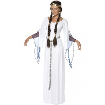 Medieval Maid Costume Fancy Dress