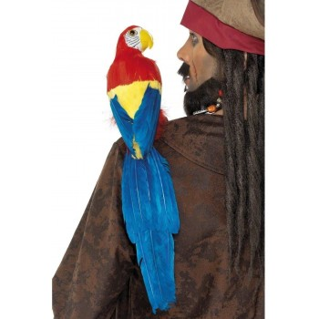 Parrot 50CM - Fancy Dress (Pirates)
