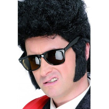Teddy Boy Sideburns - Fancy Dress Mens