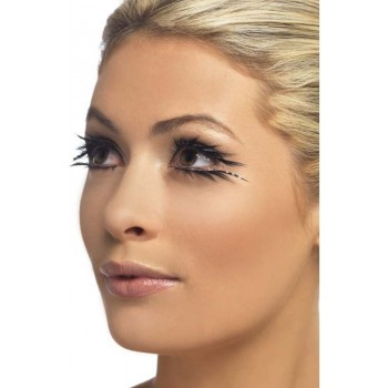 Eyelashes (Hawaiian Fancy Dress Eyelashes)