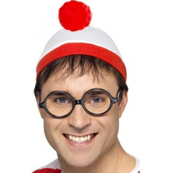 Where'S Wally? Instant Kit (Cartoon Fancy Dress)