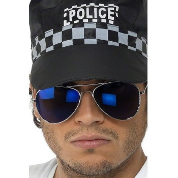 Aviator Specs - Fancy Dress (Cops/Robbers)