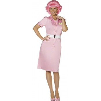 Frenchy Costume Beauty School Drop Out Costume Ladies (Film)