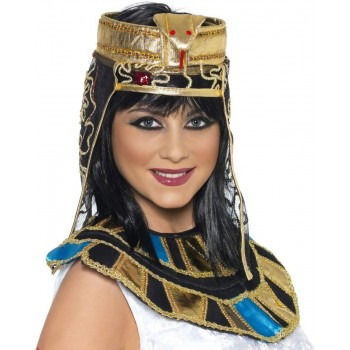 Egyptian Headpiece Fancy Dress Ladies